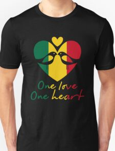 One Love One Heart T-Shirt