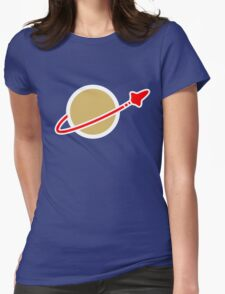 Lego Space! Womens Fitted T-Shirt