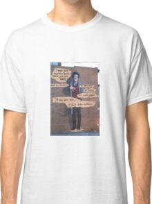 "Kurt Vonnegut - ""If This Isn't Nice"" Classic T-Shirt"