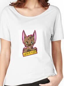 WARNING: FURRY Women's Relaxed Fit T-Shirt