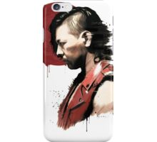 King Of Strong Style - Red Sun iPhone Case/Skin