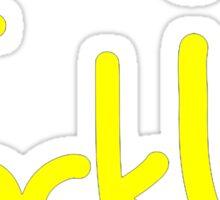 Jack Ü - Yellow Sticker