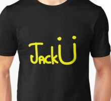 Jack Ü - Yellow Unisex T-Shirt