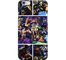 Epic Battle One iPhone Case/Skin