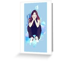 Tiffany Greeting Card