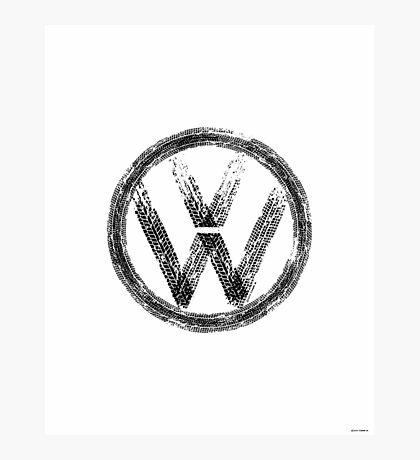 Volkswagen 2 Photographic Print
