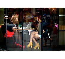 Tokyo, Montreal Photographic Print