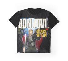 Bon Jovi Because We Can Tour 02 Graphic T-Shirt
