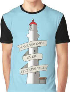 Round the Twist Tribute Graphic T-Shirt