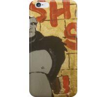 Flash sucks iPhone Case/Skin