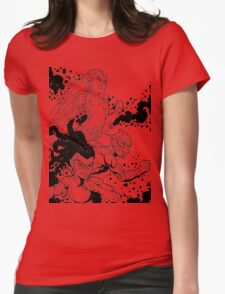 MECCACON image #2 Womens Fitted T-Shirt