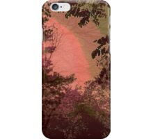 Kashmir Forest iPhone Case/Skin