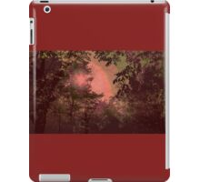 Kashmir Forest iPad Case/Skin