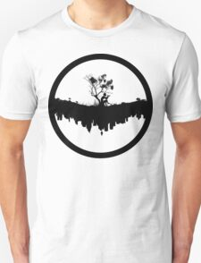 Urban Faun - Black on White T-Shirt