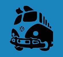Volkswagen 1 by Jimmy Rivera