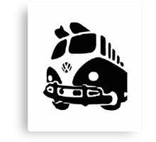 Volkswagen 1 Canvas Print