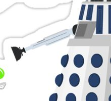 Star Wars / Doctor Who - Explain!! Sticker
