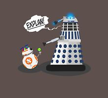 Star Wars / Doctor Who - Explain!! T-Shirt