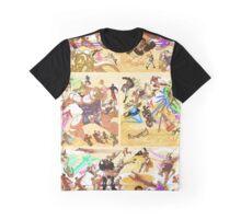 Epic Battle Two Graphic T-Shirt