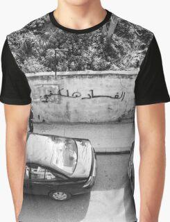 Corruption Graphic T-Shirt