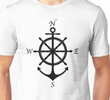 Anchor Finding Home Unisex T-Shirt