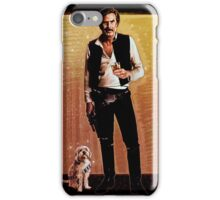 Ron Burgundy Han Solo iPhone Case/Skin