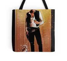 Ron Burgundy Han Solo Tote Bag