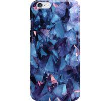 Purple Rocks Slash iPhone Case/Skin