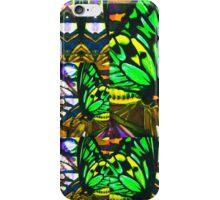 Mixed birdwings iPhone Case/Skin