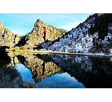 Glenwood Canyon Photographic Print