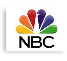 NBC Logo Canvas Print
