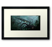 The Nautilus Framed Print