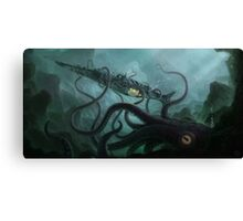 The Nautilus Canvas Print