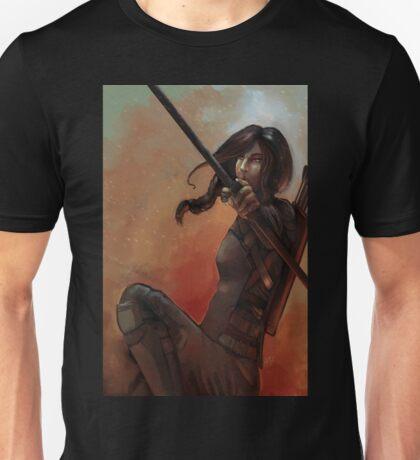 The Mockingjay  Unisex T-Shirt