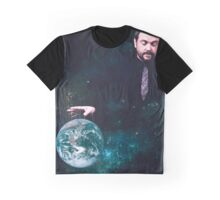 He's got the world on a string Graphic T-Shirt