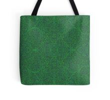 Green Maple Korean Wetlands Cord Tote Bag