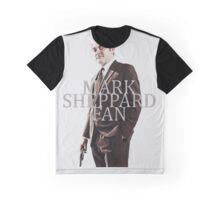 Mark Sheppard Fan Graphic T-Shirt