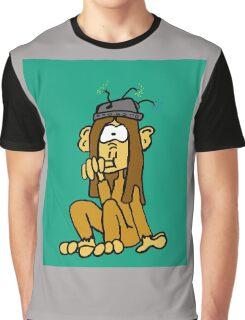 Rhesus Christ Graphic T-Shirt