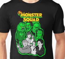 monster squad character collage Unisex T-Shirt