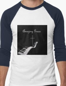 Amazing Grace Men's Baseball ¾ T-Shirt