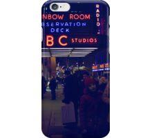 NBC Studios iPhone Case/Skin