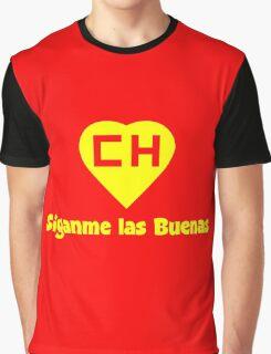 Chapulin Colorado  Graphic T-Shirt