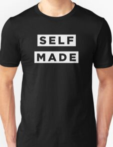 Self Made - White T-Shirt