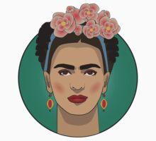 Frida One Piece - Short Sleeve