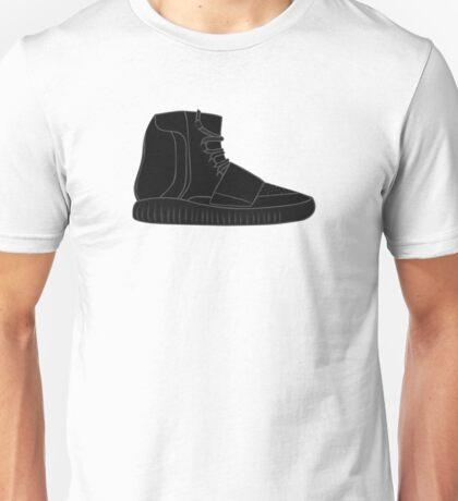 Yeezy Boost 750 Black  Unisex T-Shirt