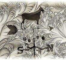 """Goat Weathervane"" by Carter L. Shepard by echoesofheaven"