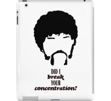 Pulp Fiction Jules  iPad Case/Skin