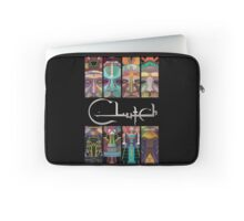 CLutch Earth Rocker sword Laptop Sleeve