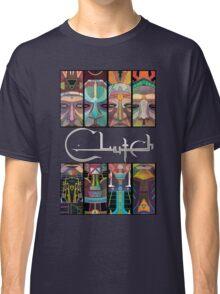 CLutch Earth Rocker sword Classic T-Shirt