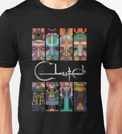 CLutch Earth Rocker sword Unisex T-Shirt